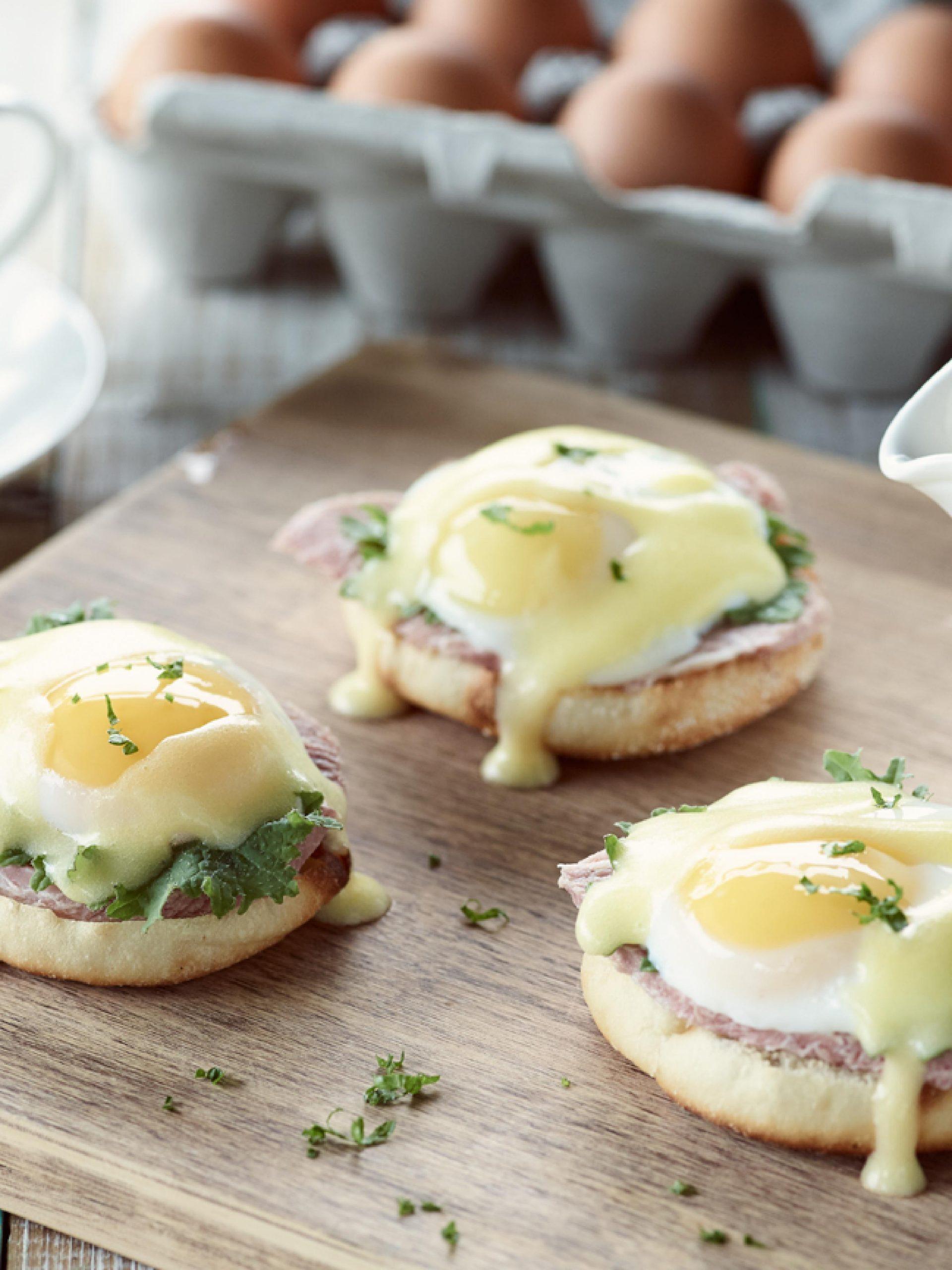 Chippenham Eggs Benedict