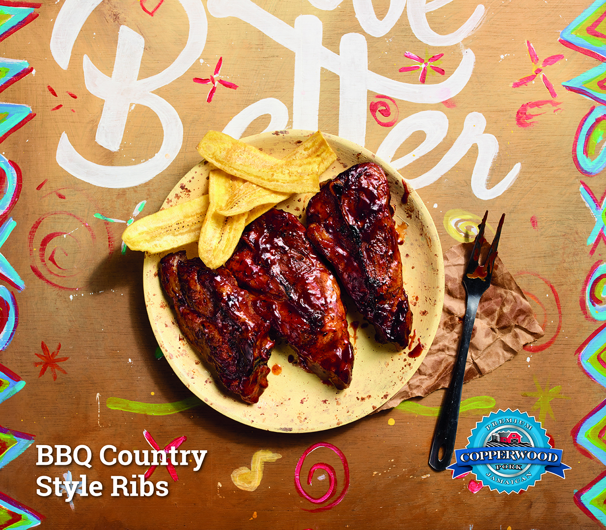 BBQ- Country Style Ribs