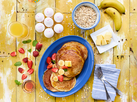 Smart Protein Pancakes